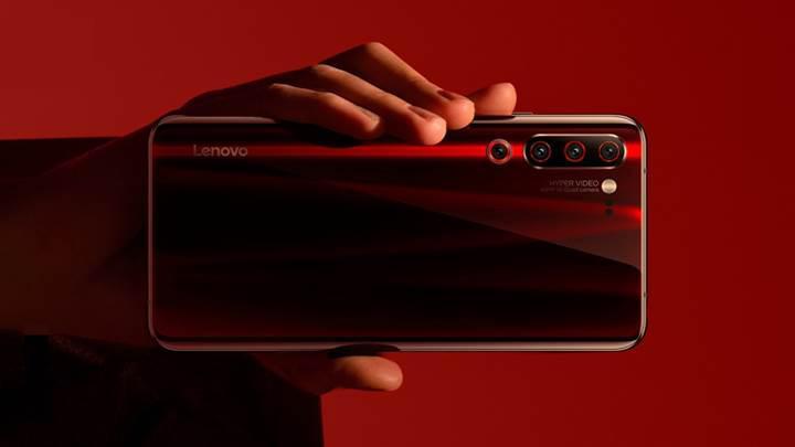 Lenovo Z6 Pro tanıtıldı: Dört kamera ve 27W hızlı şarjlı 4000mAh pil