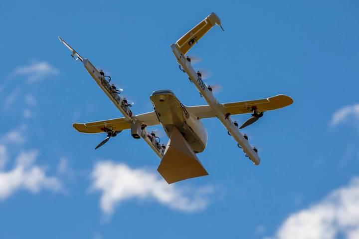 Google drone ile teslimat için onay aldı