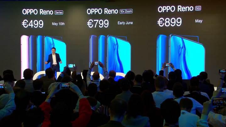 Oppo Reno serisinin Avrupa fiyatları açıklandı