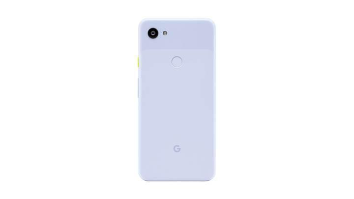 Thanos'un telefon hâli: Google Pixel 3a mor renk ve sarı güç tuşuyla sızdırıldı