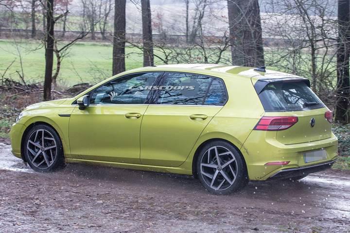 2020 Volkswagen Golf'ün önündeki en büyük engel OTA güncellemesi
