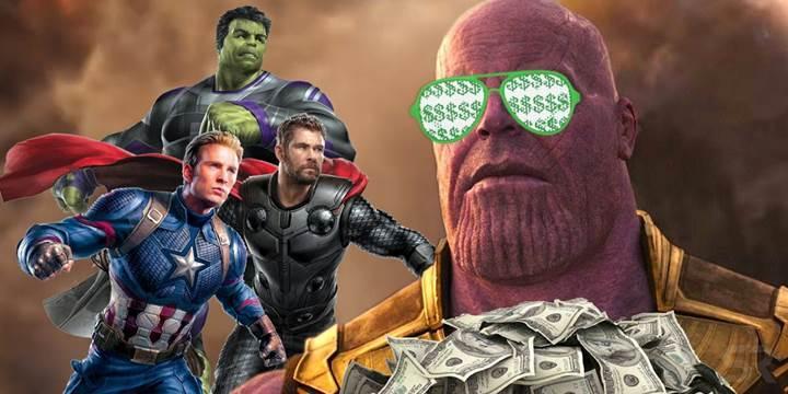 Avengers: Endgame, Türkiye'de gişe rekorlarını alt üst etti!