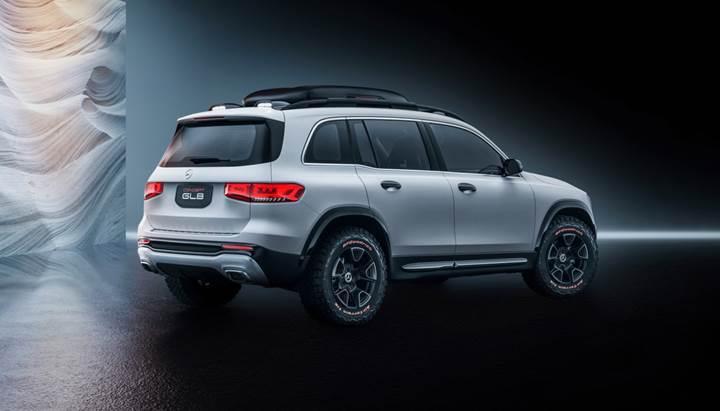 Mercedes-Benz GLB bu yıl üretime girecek