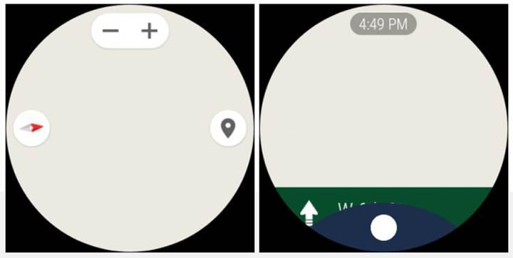 Wear OS Google Maps sorunu