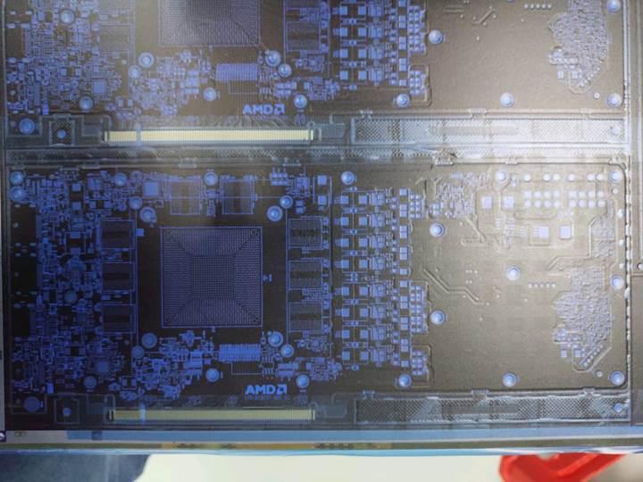 AMD Navi kartına ait PCB görüntülendi | Yorumlar