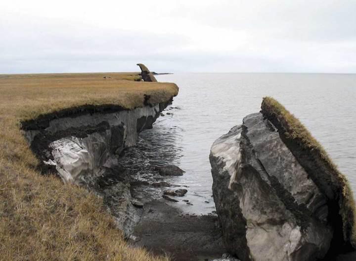 Kuzey Kutup Bölgesindeki donmuş toprağın erimesi, 70 trilyon dolarlık zarara yol açabilir