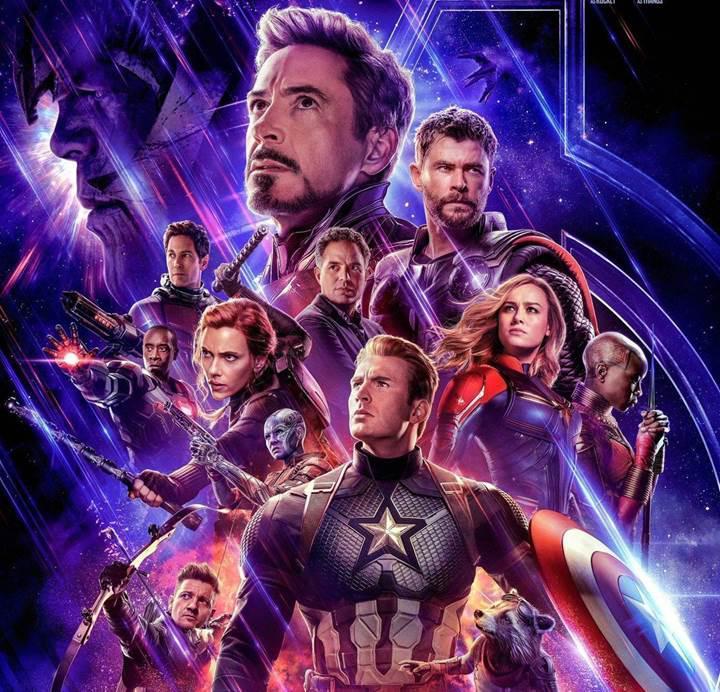Avengers: Endgame 600 milyon dolar sınırını geçti