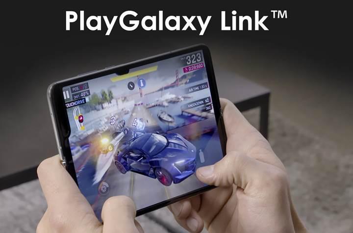 Samsung, PlayGalaxy Link adını verdiği kendi oyun servisini başlatacak