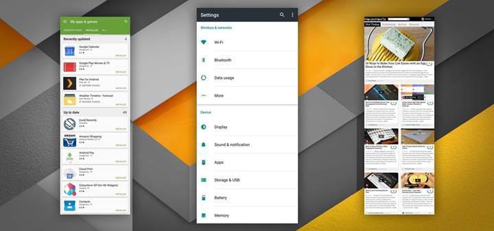 Sayfa boyu görüntü alma özelliği Android'e gelmeyecek