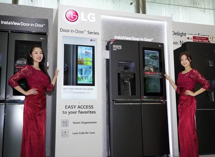 Yeni LG ThinQ buzdolapları tazeliğe odaklanıyor