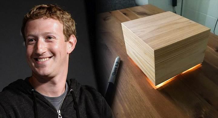Facebook'un kurucusu Zuckerberg, eşi için uyku kutusu icat etti