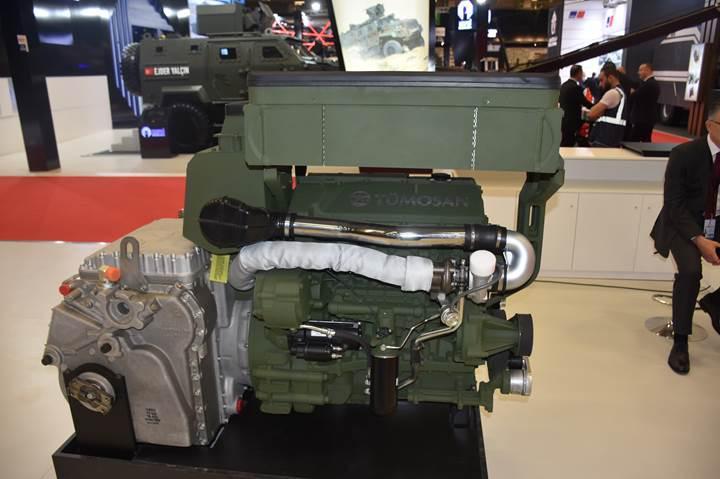 Türk savunma sanayi ürünleri IDEF 2019 fuarında sergileniyor