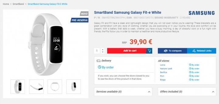 Samsung Galaxy Fit ve Fit-e tüm özellikleri ve fiyatları belli oldu