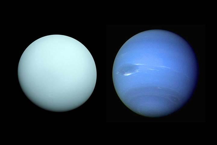 NASA araştırmacıları Uranüs ve Neptün'e uzay aracı göndermek istiyor