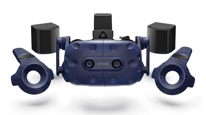 HTC Vive ve Vive Pro ülkemizde satışa çıkıyor
