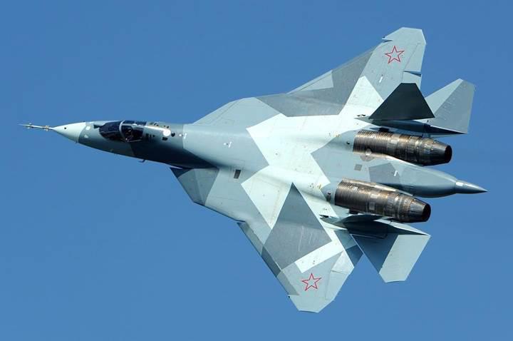 Türkiye ve Rusya, birlikte 5. nesil savaş uçağı geliştirmek için görüşmelere başladı