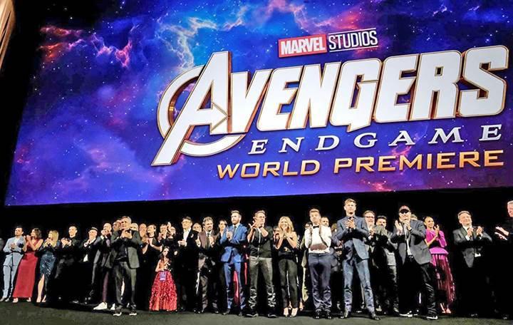 Avengers: Endgame korsan kopyası Filipinler TV kanalında yayınlandı