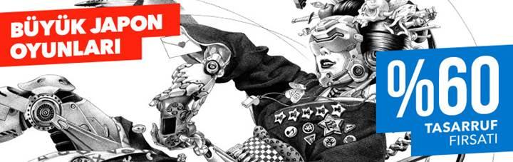 PlayStation Store'da Japon oyunlarına büyük indirimler