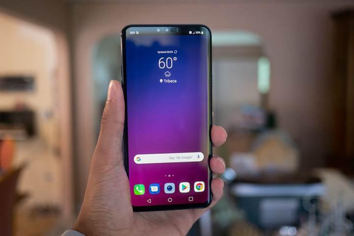 LG V50 ThinQ 5G, 10 Mayıs'ta satışa sunulacak
