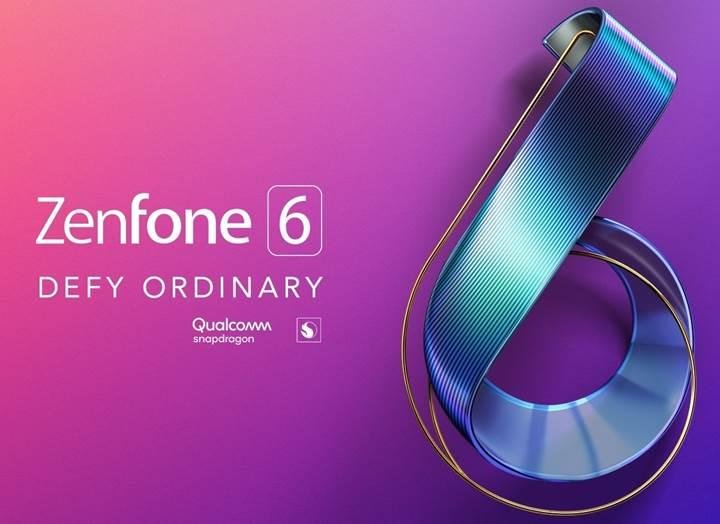 Asus Zenfone 6 için çerçevesiz tasarımlı yeni bir poster paylaşıldı