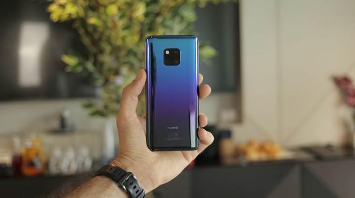 Huawei Mate 30 Pro geliyor: 6.7 inç ekran, dörtlü arka kamera ve 55 W hızlı şarj