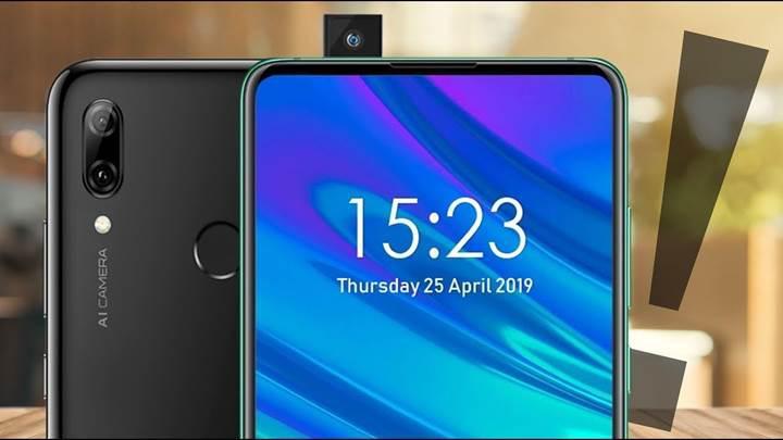 Huawei P Smart Z'nin teknik özellikleri ve fiyatı belli oldu