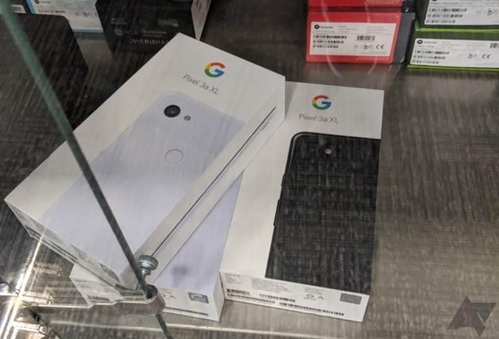 Google Pixel 3a XL'in kutusu ve özellikleri sızdı