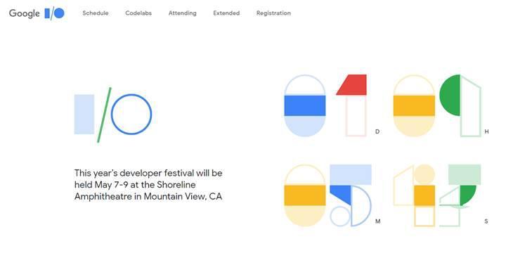 Google I/O 2019'da duyurulacaklar