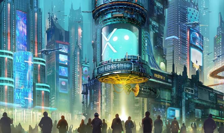 Realme X'in tanıtım tarihi resmen duyuruldu