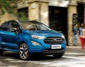 Ford Ecosport - 180 adet