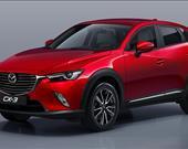 Mazda CX-3 - 21 adet