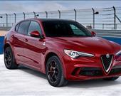 Alfa Romeo Stelvio - 4 adet