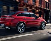 Mercedes-Benz GLE Coupe - 3 adet