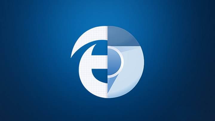 Microsoft'un Chromium Edge tarayıcısında, Internet Explorer yerleşik olarak gelecek
