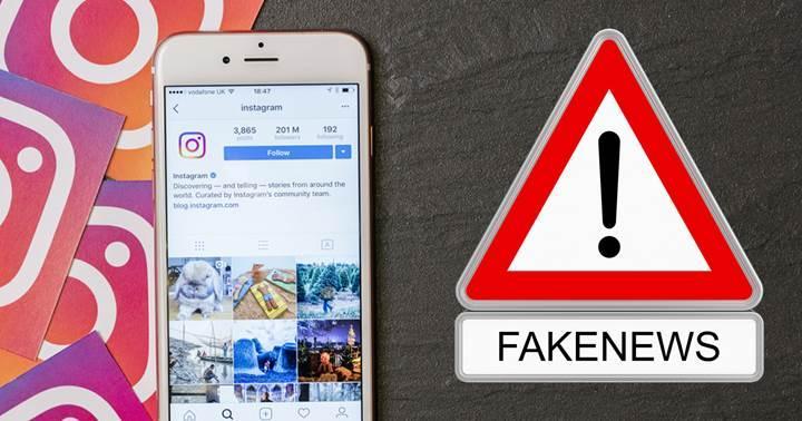Instagram'a bilgi denetimi geliyor