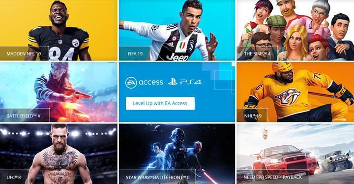 EA Access, Temmuz ayında PS4'e geliyor