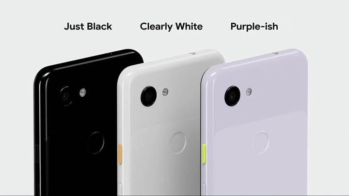 Google Pixel 3a ve Pixel 3a XL özellikleri, fiyatı