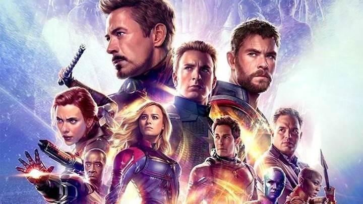 Avengers: Endgame, Türkiye'de 2 milyon seyirciye ulaştı
