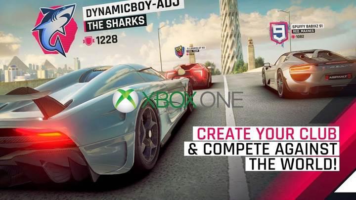 Xbox Live mobilde açılışı Gameloft ile yaptı