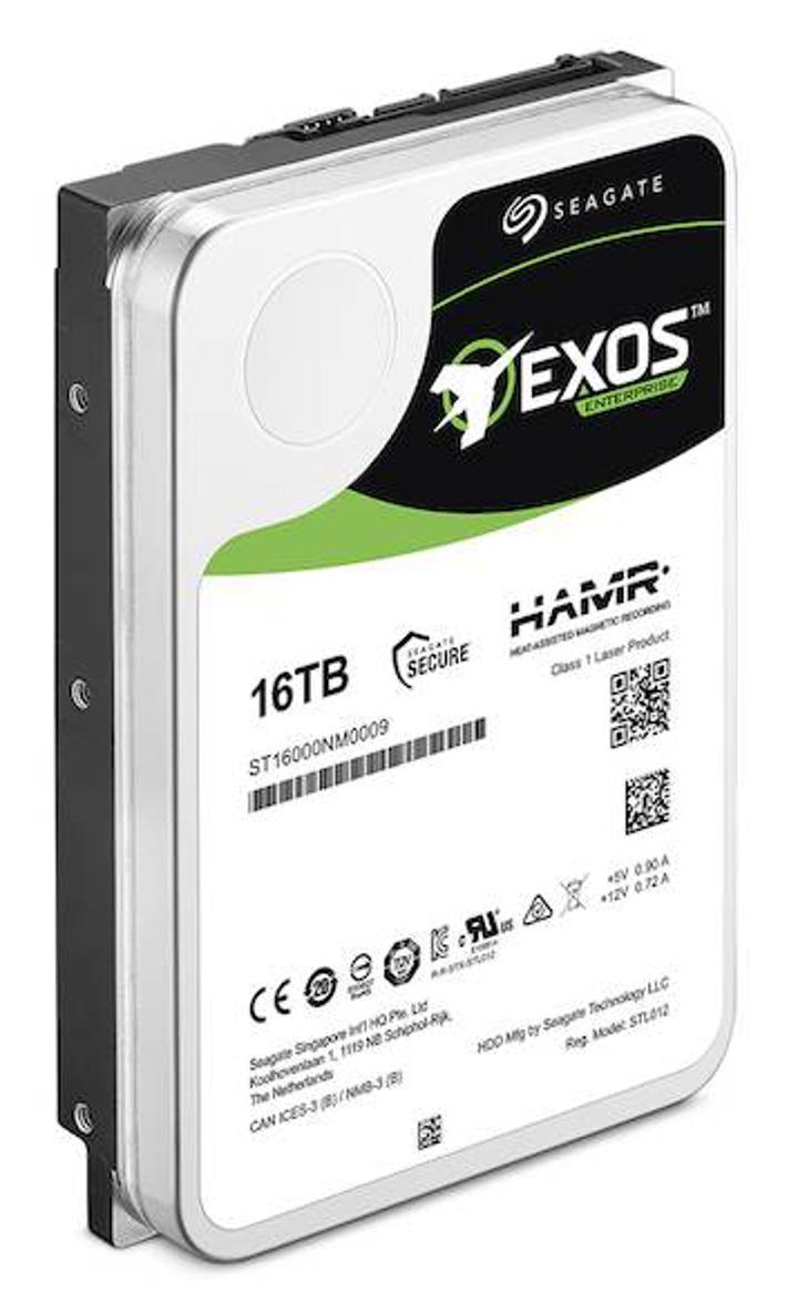 Seagate 18TB HDD hazırlıklarını sürdürüyor