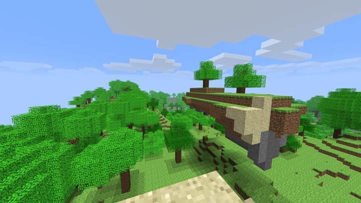Orijinal Minecraft sürümü web tarayıcılarda