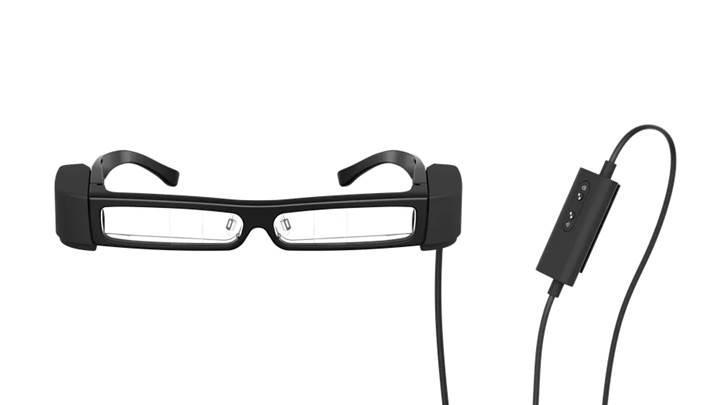 Gücünü telefondan alan artırılmış gerçeklik gözlüğü