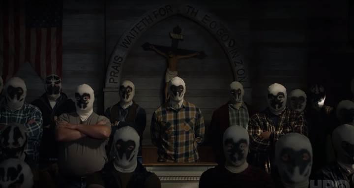 HBO'nun 'Watchmen' dizisinden ilk fragman yayınlandı
