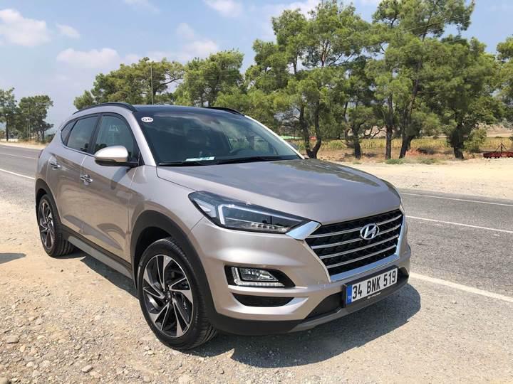 Hyundai Tucson'a yeni donanım seviyesi: Style Plus