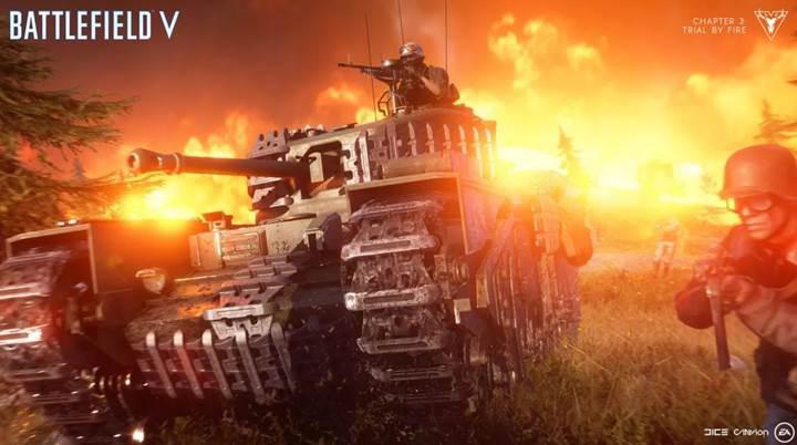 Battlefield 5 Battle Royale modu büyük başarıya ulaştı