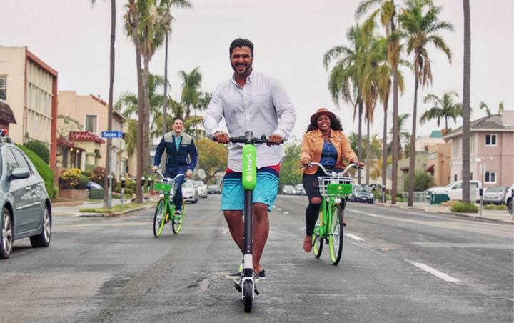 Elektrikli scooter ve bisiklet girişimi Lime ülkemizde ofis açıyor