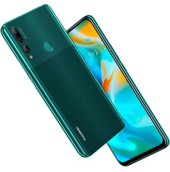 Huawei Y9 Prime (2019) sessizce tanıtıldı