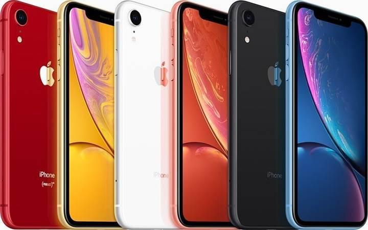 iPhone XR 2 modeline iki yeni renk seçeneği geliyor