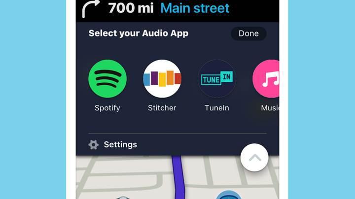 Waze artık Pandora entegrasyonuna sahip