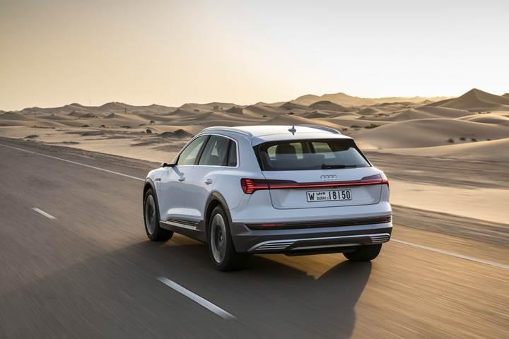 Audi e-tron teslimatlarının gecikmesi müşterileri ayaklandırdı